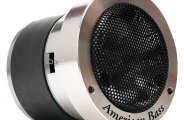 "American Bass® - 1"" MX Series 4Ohm 150W Compression Tweeter"