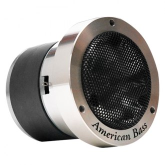"American Bass® - 1"" MX Series 4 Ohm 150W Compression Tweeter with 17 Oz Magnet"