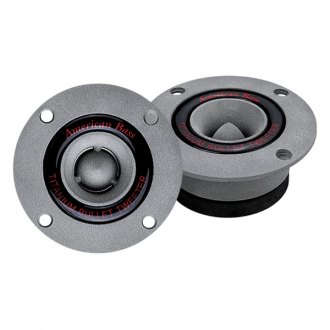 "American Bass® - 1"" MX Series 150W Compression Tweeters"