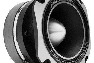 "American Bass® - 1-3/4"" MX Series 4Ohm 200W Compression Tweeter"