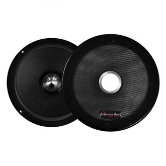 "American Bass® - 8"" MX Series 500W Midrange Cast Frame Speaker"
