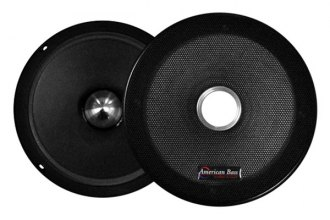 "American Bass® - 8"" MX Series Midrange 500W Cast Frame Speaker"