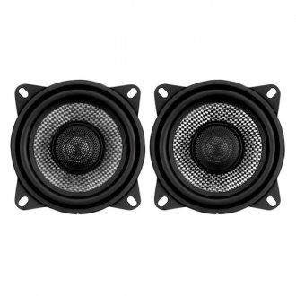 "American Bass® - 4"" 2-Way SQ Series 90W Coaxial Speakers"