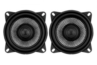 "American Bass® - 4"" 2-Way SQ Series 90W Full Range Speakers"