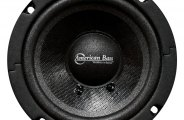 American Bass® - SQ Series Midrange Speakers
