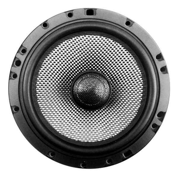 "American Bass® - 6-1/2"" 2-Way SQ Series 160W Coaxial Speakers"