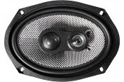 "American Bass® - 6"" x 9"" 3-Way SQ Series 200W Coaxial Speakers"