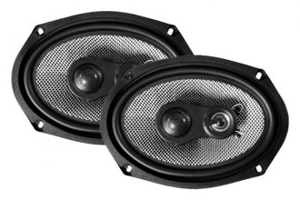 "American Bass® - 6"" x 9"" 3-Way SQ Series 200W Full Range Speakers"
