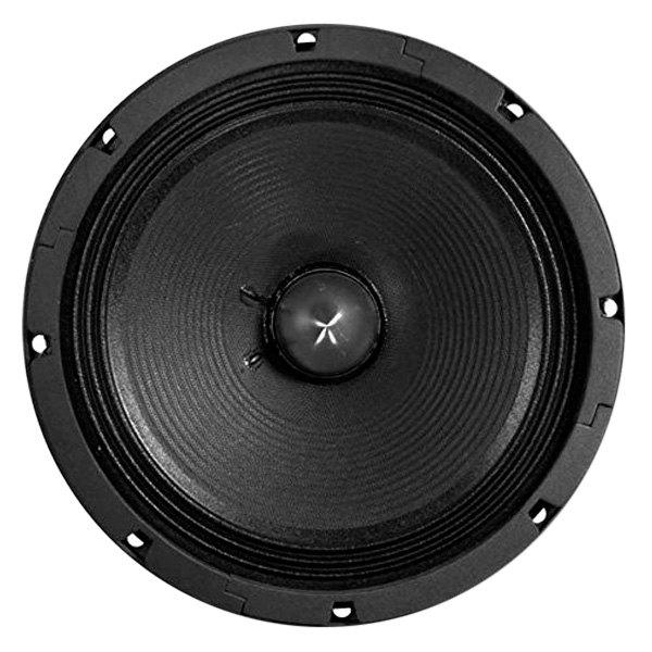 "American Bass® - 8"" SQ Series Midrange 350W Open Back Speaker with Grill"