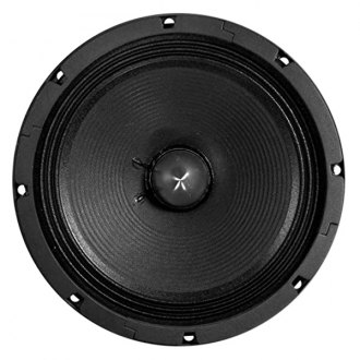 "American Bass® - 8"" SQ Series 350W Midrange Open Back Speaker with Grill"