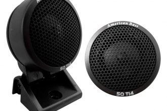 "American Bass® - 1"" SQ Series 200W Dome Tweeters"