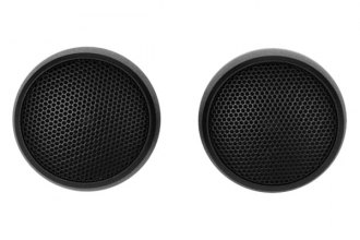 "American Bass® - 1"" SQ Series 150W Silk Dome Tweeters"