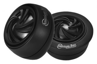 "American Bass® - 4"" SQ Series 100W Neodymium Dome Tweeters"