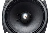"American Bass® - 5-1/2"" VFL Series Midrange 350W 8Ohm Coated Paper Cone Speaker"