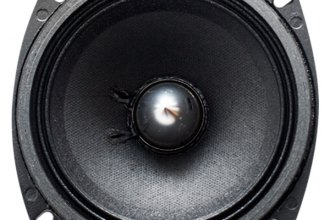 "American Bass® - 5-1/2"" VFL Series Midrange 350W 8 Ohm Coated Paper Cone Speaker"