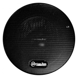 "American Bass® - 6-1/2"" VFL Series 350W 4 Ohm Midrange Carbon Fiber Reinforced Paper Cone Speaker with Grill"