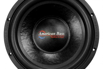 "American Bass® - 10"" DX Series 600W SVC Subwoofer"