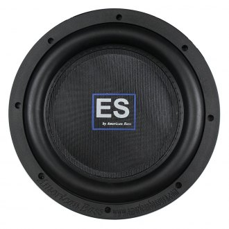 "American Bass® - 10"" Elite Series 1000W 4 Ohm DVC Subwoofer"