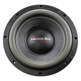 "American Bass® - 10"" HD Series 3000W 1 Ohm DVC Subwoofer"