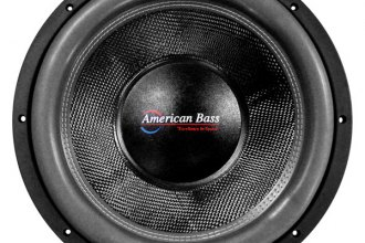 "American Bass® - 12"" HD Series 3000W 2Ohm DVC Subwoofer"
