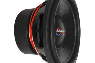 "American Bass® - 15"" HD Series 3000W 1 Ohm DVC Subwoofer"