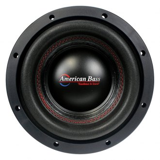 "American Bass® - 8"" HD Series 800W 4 Ohm DVC Subwoofer"
