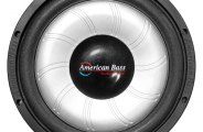 American Bass® - SL Series SVC Subwoofer