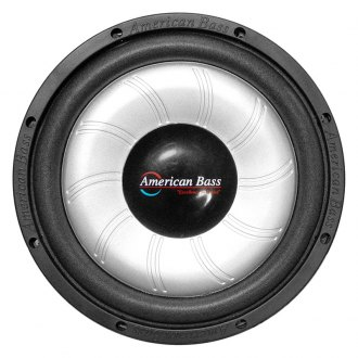 "American Bass® - 10"" SL Series 500W 4 Ohm SVC Subwoofer"