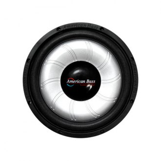 "American Bass® - 12"" SL Series 500W 4 Ohm SVC Subwoofer"