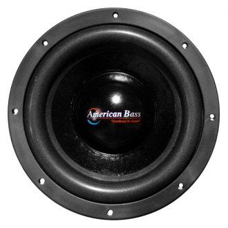 "American Bass® - 10"" TNT Series 1200W 4 Ohm DVC Subwoofer"
