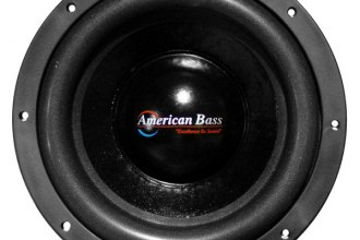 American Bass® - TNT Series DVC Subwoofer