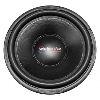 "American Bass® - 15"" TNT Series 1600W 4 Ohm DVC Subwoofer"