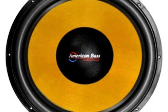 "American Bass® - 12"" VFL Competition Series 4000W Subwoofer"