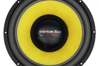 "American Bass® - 15"" VFL Competition Series 4000W Subwoofer"