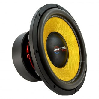"American Bass® - 15"" VFL Competition Series 4000W 2 Ohm DVC Subwoofer"