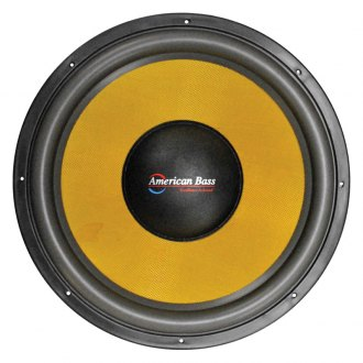 "American Bass® - 18"" VFL Competition Series 4000W 1 Ohm DVC Subwoofer"
