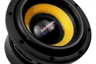 "American Bass® - 8"" VFL Competition Series 800W Subwoofer"