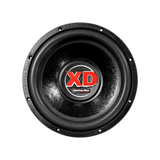 "American Bass® - 10"" XD Series 900W 4 Ohm DVC Subwoofer"