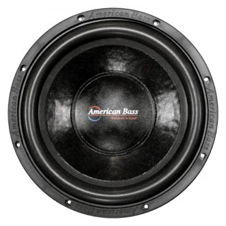 "American Bass® - 12"" XD Series 1000W 2 Ohm DVC Subwoofer"