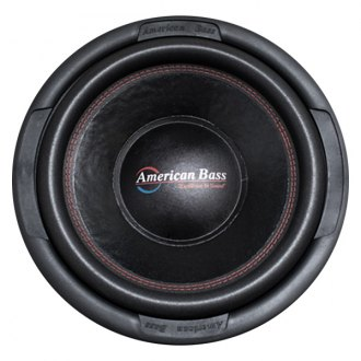 "American Bass® - 12"" XD Series 1000W 4 Ohm DVC Subwoofer"