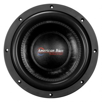 "American Bass® - 10"" XFL Series 2000W 2 Ohm DVC Subwoofer"