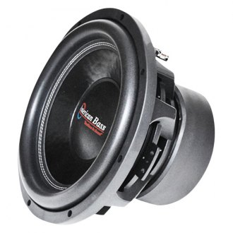 "American Bass® - 12"" XFL Series 2000W 4 Ohm DVC Subwoofer"