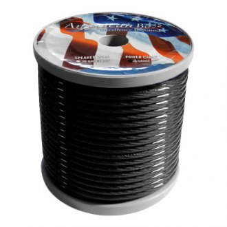American Bass® - 100' Wiring Roll
