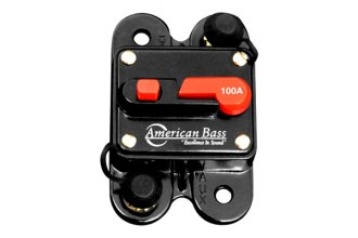 American Bass® - Circuit Breaker Blister Pack