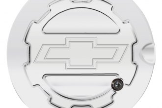 ABD® - Locking Fuel Door with Bowtie Logo