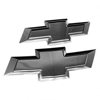 ABD® - Chevy Bowtie Style Front and Rear Insert Emblems