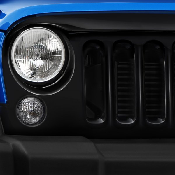 American Fastbacks® - Patriot Grille on car