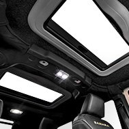 American Fastbacks® — Dual Electric Sunroofs