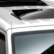 American Fastbacks® — Hard Top with 2 Electric Sunroofs