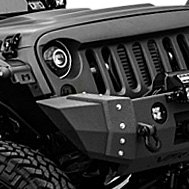 American Fastbacks® — Jeep Black Grille